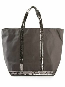 Vanessa Bruno sequin embellished tote - Grey