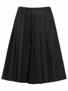 Prada gabardine skirt - Black