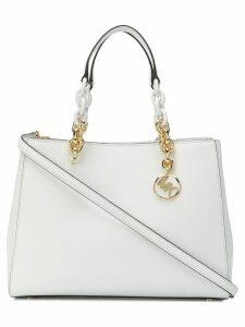 Michael Michael Kors Cynthia satchel - White