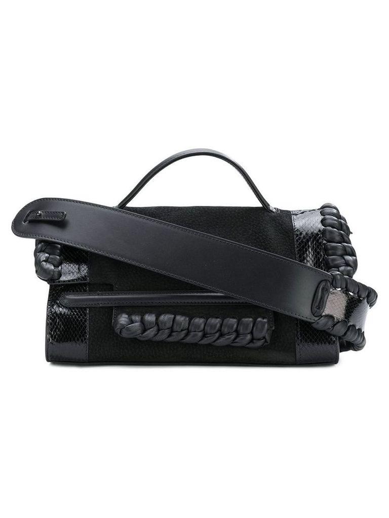 Zanellato small Nina tote bag - Black