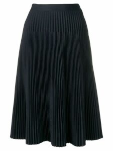 Maison Margiela pleated skirt - Blue