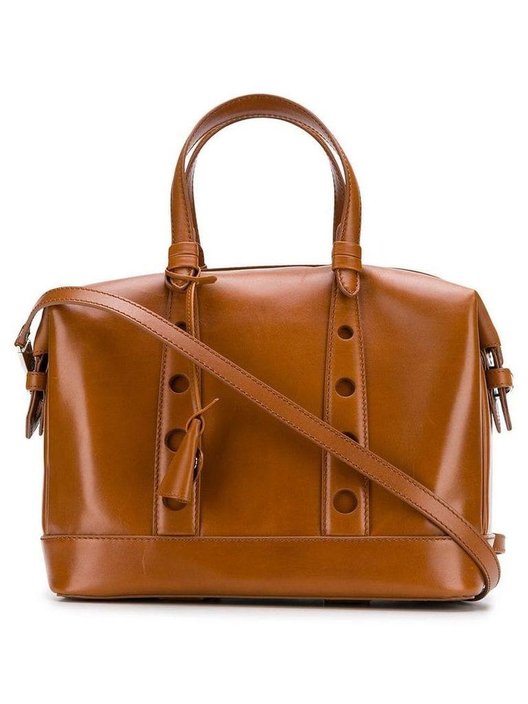 Myriam Schaefer tote bag - Brown