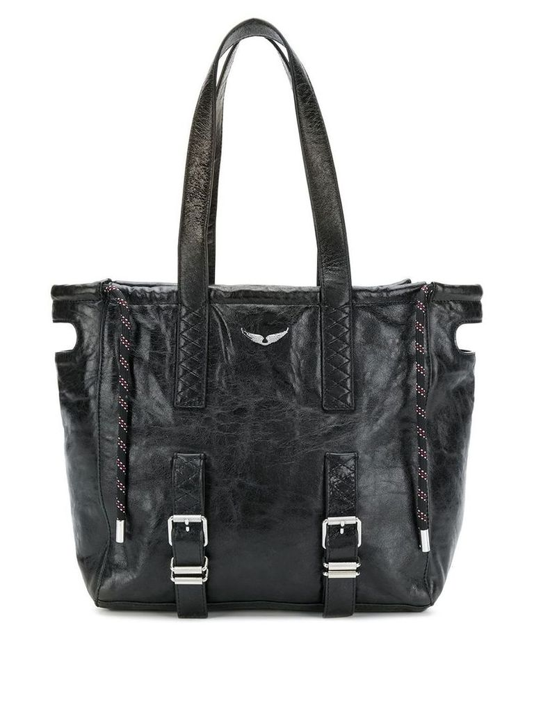 Zadig & Voltaire Bianca tote bag - Black