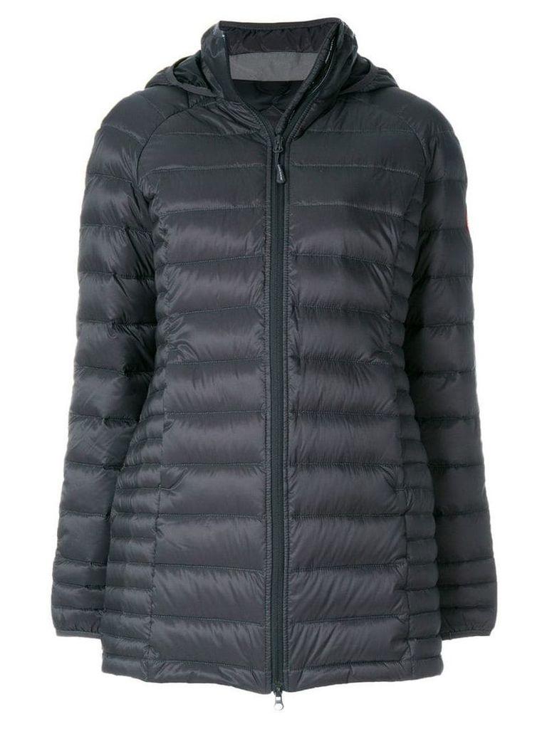 Canada Goose zipped up padded coat - Grey