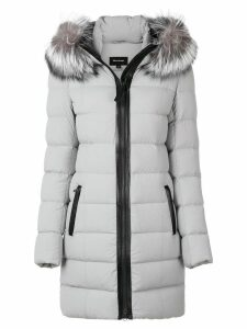 Mackage hooded padded parka - Grey