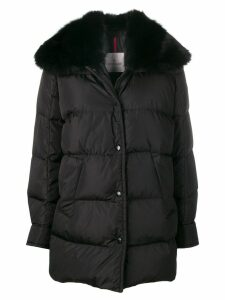 Moncler Mesange padded coat - Black