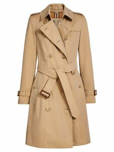 Burberry The Chelsea Heritage Trench Coat - Neutrals