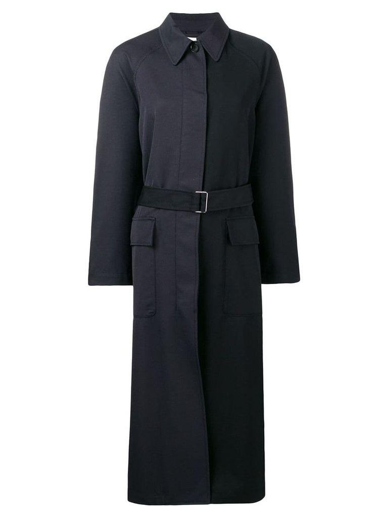 3.1 Phillip Lim oversized trench coat - Black