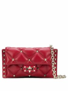 Valentino Valentino Garavani Rockstud cross-body bag - Red