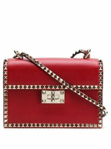 Valentino Valentino Garavani Rockstud No Limit crossbody - Red