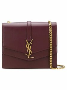 Saint Laurent medium Sulpice shoulder bag - Red