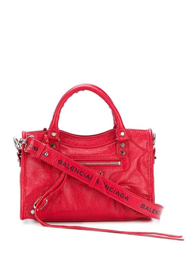 Balenciaga Classic Mini City AJ - Red