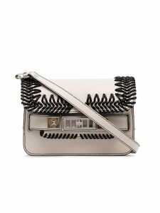 Proenza Schouler Crochet PS11 Mini Classic - White