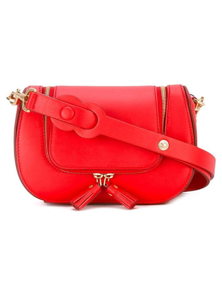 Anya Hindmarch Circulus Vere satchel - Red