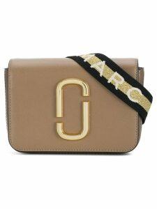 Marc Jacobs mini crossbody bag - Brown