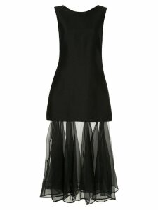 Maggie Marilyn Find Strength in Your Identity dress - Black
