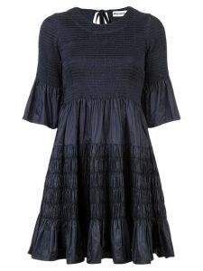 Molly Goddard Susanne dress - Blue