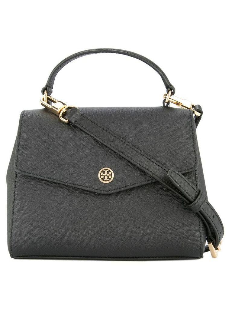 Tory Burch Robinson small top-handle satchel - Black