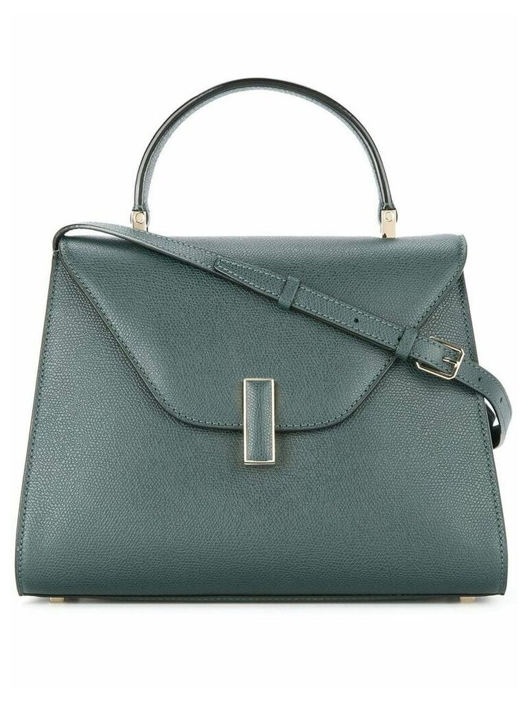 Valextra Iside mini cross-body bag - Green