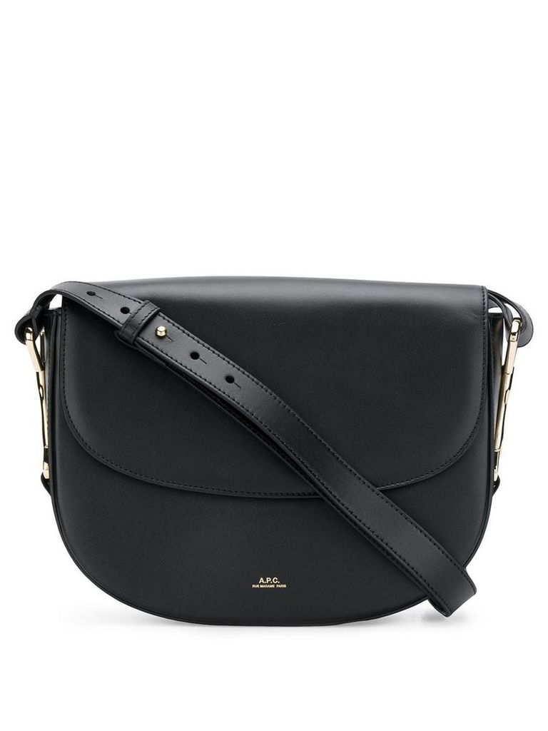 A.P.C. Odette cross-body bag - Black