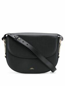 A.P.C. Odette cross-body bag - Black