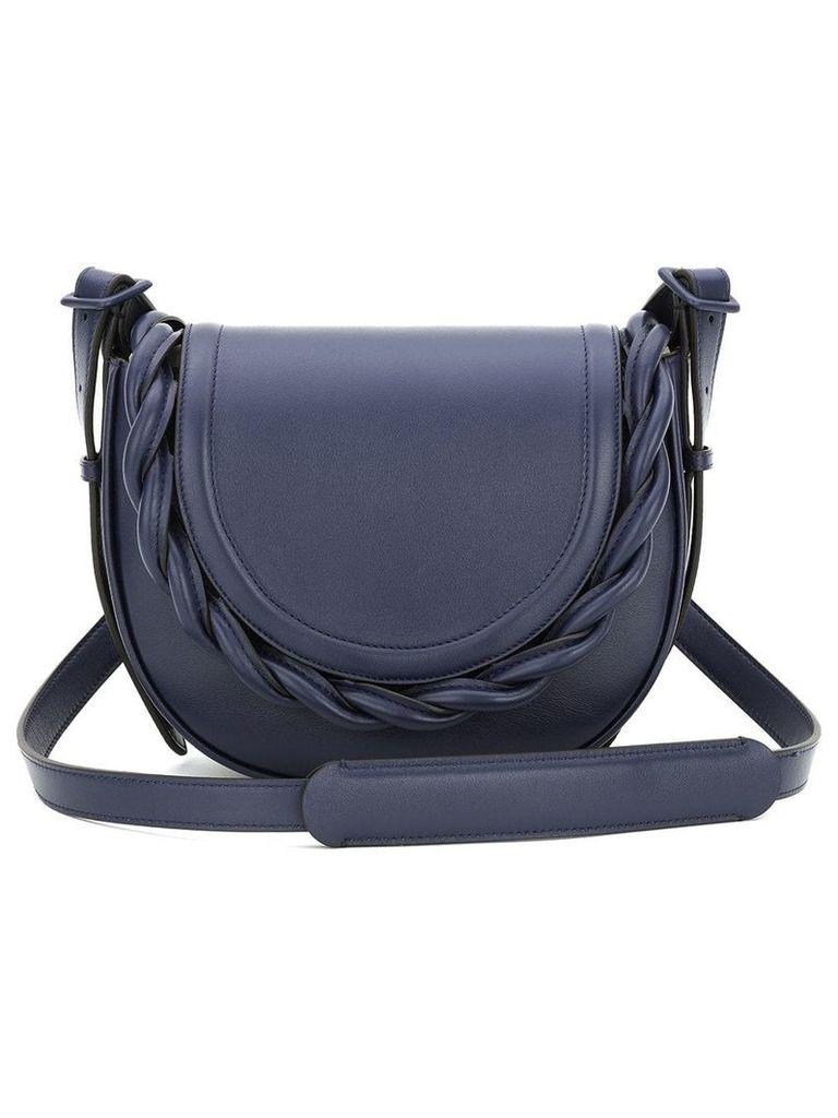 Marco De Vincenzo Idda crossbody bag - Blue