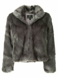 Unreal Fur Delish jacket - Grey