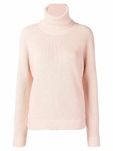 Tory Burch turtle neck jumper - Pink