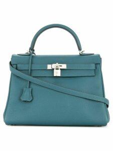 Hermès Pre-Owned Hermès Kelly 32 way bag - Green