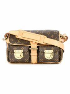 Louis Vuitton Pre-Owned Hudson PM shoulder bag - Brown