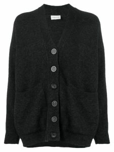 Moncler buttoned cardigan - Black