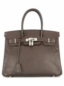 Hermès Pre-Owned Hermès Birkin 30 bag - Brown