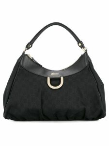 Gucci Pre-Owned GG Pattern hand bag - Black