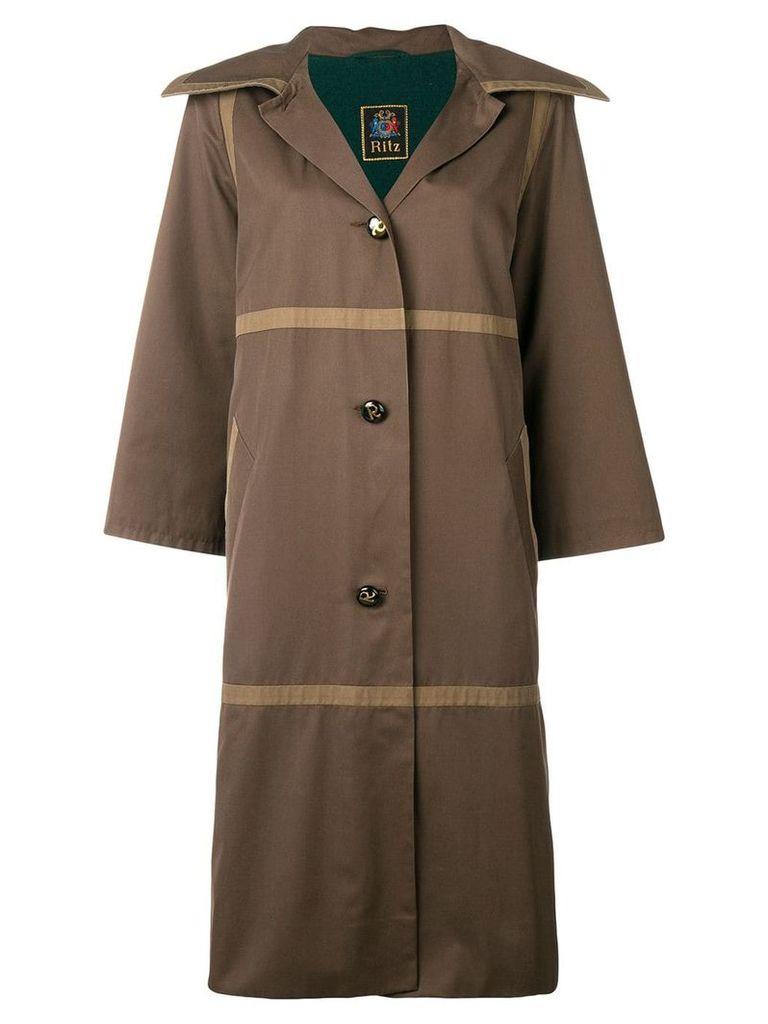 A.N.G.E.L.O. Vintage Cult 1960's Ritz rain coat - Green
