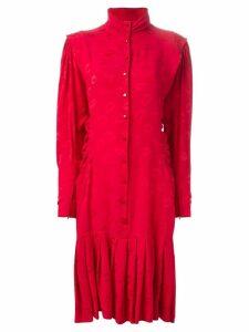 Emanuel Ungaro Pre-Owned 'Kiss' dress - Red