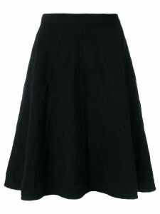 Junya Watanabe Comme des Garçons Pre-Owned quilted flared skirt -