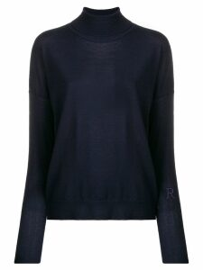 Roseanna roll neck jumper - Blue