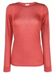 Forte Forte lightweight sweater - Red