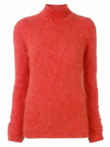 Ulla Johnson turtleneck sweater - Orange