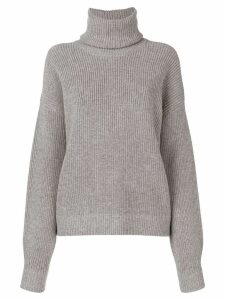 Tory Burch basic jumper - Grey