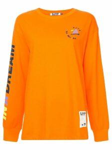 SJYP In A Dream sweatshirt - Orange