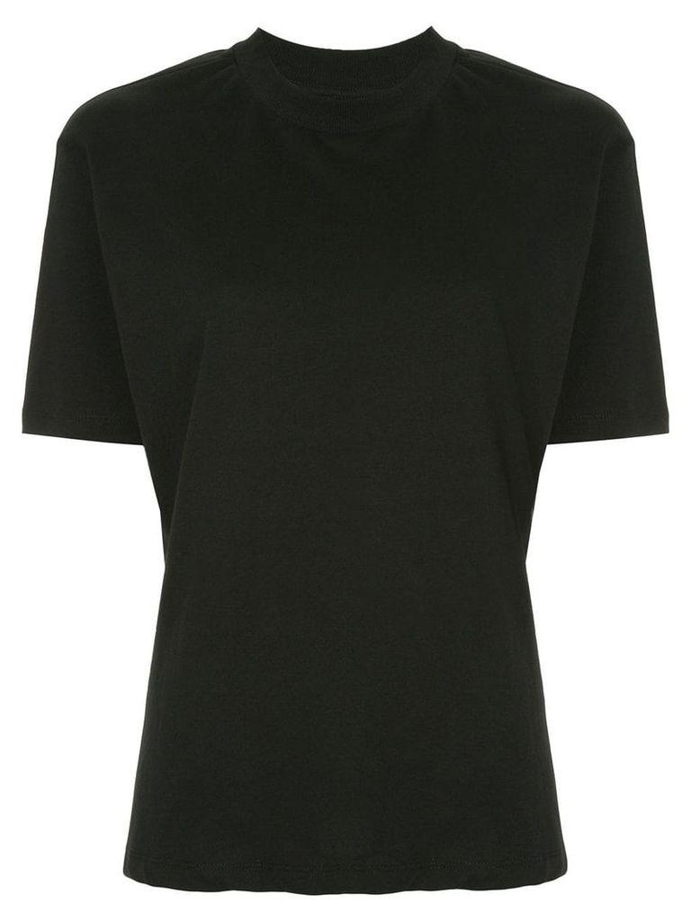 Thom Krom high-neck T-shirt - Black
