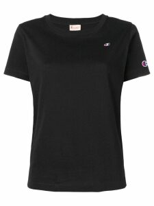 Champion logo T-shirt - Black