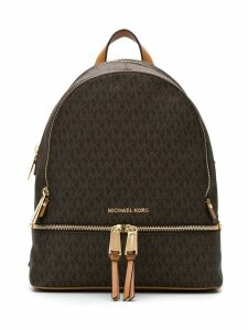 Michael Michael Kors EZ MD BACK PACK - Brown