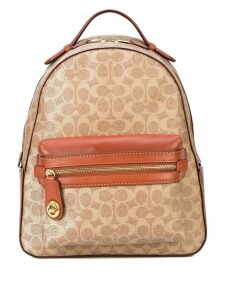 Coach signature Campus 23 backpack - Brown