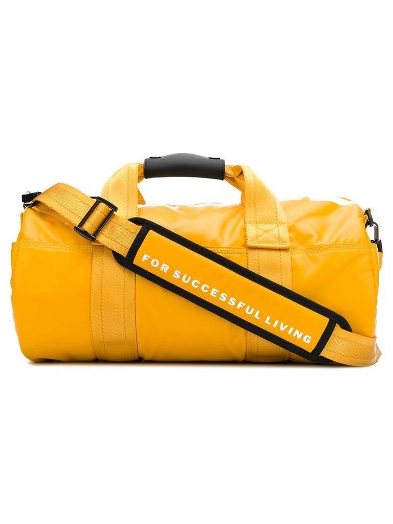 Diesel F-BOLD DUFFLE FL bag - Yellow
