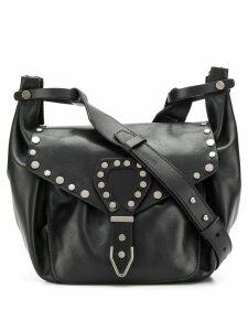 Isabel Marant mini studed bag - Black