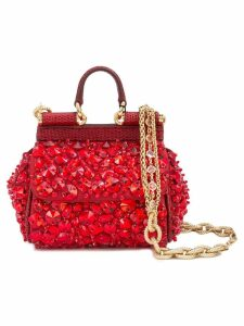 Dolce & Gabbana micro Sicily bag - Red