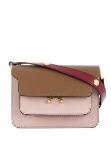 Marni Mini Trunk shoulder bag - Multicolour