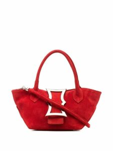 Dorateymur Mini Lament tote - Red
